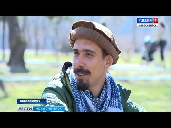 Автостопщик из Новосибирска обошел десять республик России с десятью тысячами в кармане
