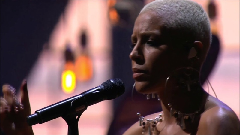 Loreen Da Zamong Zeba Watan Live at Polar Music Prize 2018