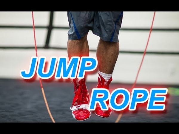 Best Fighters Jump Rope Workout