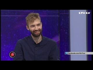 LTV7 - В студии музыкант из Беларуси Андрей Сенькевич