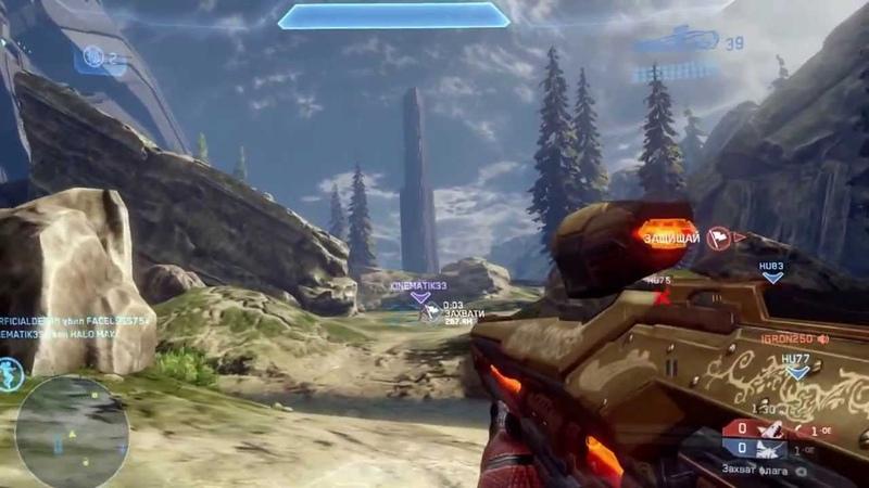 Halo сходка команд Halouniverse и Halo Network часть 2