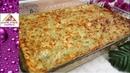 5 tane patatesten bir tepsi dolusu muhteşem lezzette bir börek yaptımm kii Pratik Yemek Tarifleri