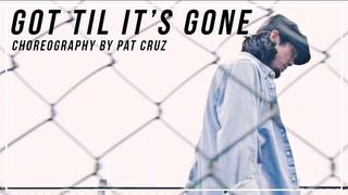 "Janet Jackson ""Got Til It's Gone"" Choreography by Pat Cruz"