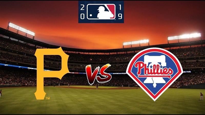 Pittsburgh Pirates vs Philadelphia Phillies August 27 2019 Regular Season 2019 MLB Full Game