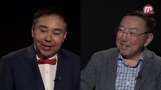 Багдаев: в гостях Иринчей Матханов