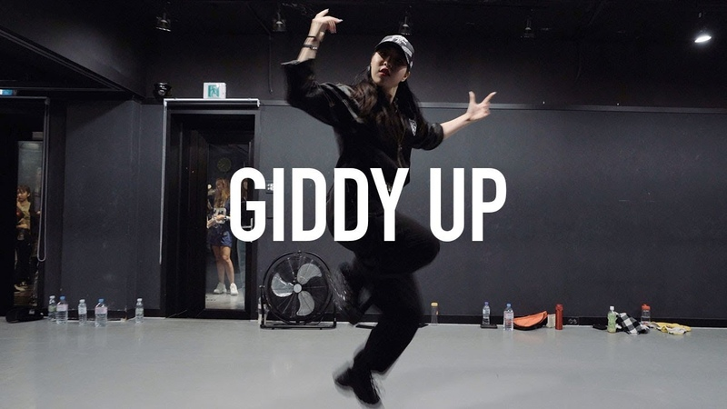 Sik-K, 김하온(HAON), pH-1, Woodie Gochild, 박재범 - GIDDY UP / Bengal Choreography