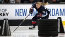 Kendall Coyne Schofield makes history in Fastest Skater