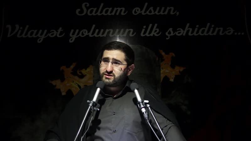 Xanım Fatimeyi Zəhra məscidi Əyyami Fatimə məclisləri 2 ci gecə