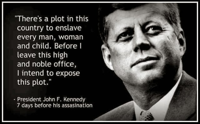 64 JFK HAD WARNED US ABOUT KOSHER NOSTRA's PLOT to ENSLAVE HUMANITY on Vimeo