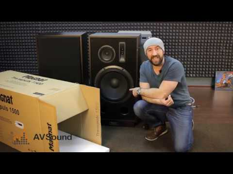Magnat Transpuls 1500 Обзор акустики