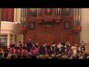 ГАПиТРТ - Татарская самба(А. Ключарев ) соло на саксофоне Лядова Оксана,