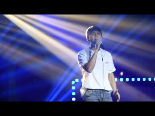 VK Soohyun (from U-KISS) - YOU (live)