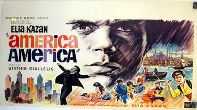 Cine clásico.-América, América.-(1963).Español