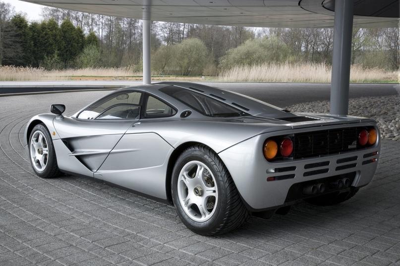 Длина имеет значение — Эволюция «длиннохвостых» McLaren, изображение №36
