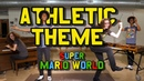 Athletic Theme (w/ Piano, Xylophone, Tap Dance) from Super Mario World!
