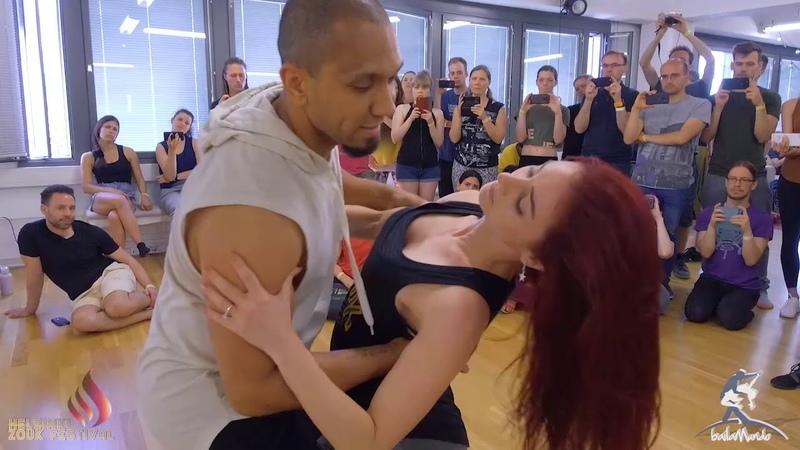 Baila Mundo - Kadu Pires e Larissa Thayane (Helsinki Zouk Festival 2019)