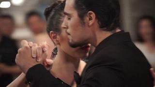 Juan Malizia y Manuela Rossi #1 @El Tango Seoul, 1st Jul. 2017