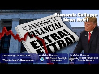Trump Just Announced The Biggest Threat To The Economy - Episode 1910a