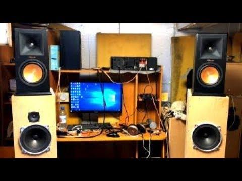 Фирма против акустики из говна и палок или Klipsch RP 160M VS 10ГДШ ВЧ daytonaudio