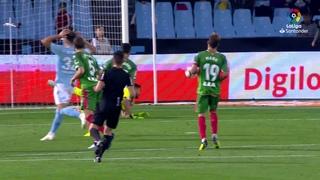 Сельта 0-1 Депортиво Алавес обзор матча чемпионата Испании Ла Лига