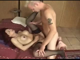Very nice redhead likes to be ass fucked (shemale | тs | sissy)