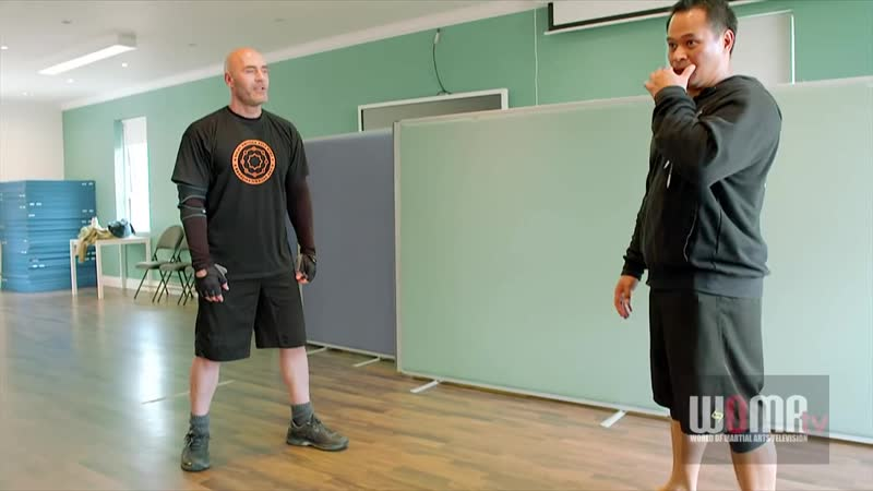 SECRET POWER OF REFERENCE POINTS SILAT Maul Mornie