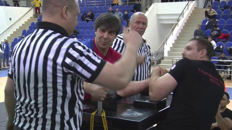 Кубок г п Лотошино по армрестлингу. Мужчины левая рука Lotoshino Armwrestling Cup. Men left hand