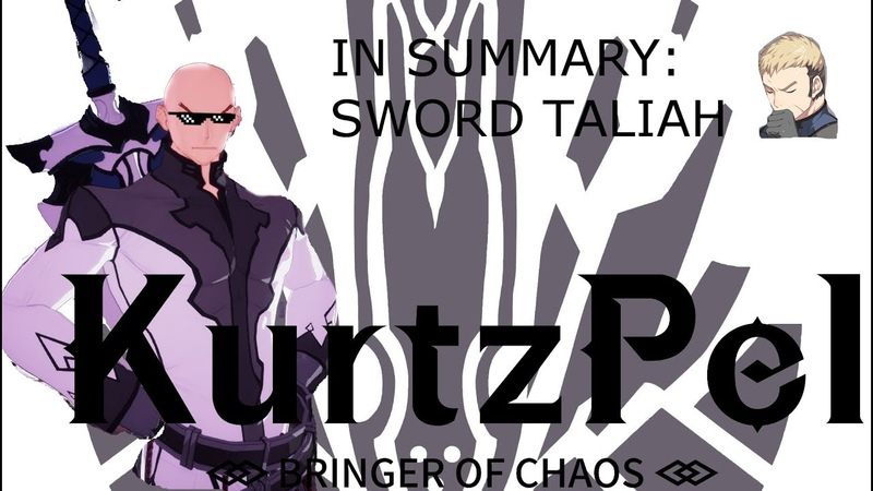 KurtzPel IN SUMMARY Sword Taliah (Promotional Video)
