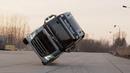 Volvo Trucks - реклама YouTube на двух колёсах