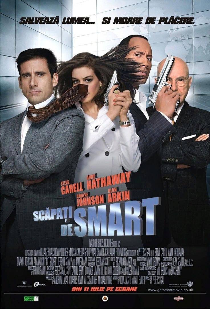 Напряги извилины / Get Smart
