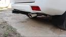 Toyota Land Cruiser Prado 2.7 2tr-fe exhaust sound