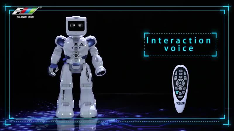 Радиоуправляемый робот Эпсилон Ти с гидро-аккумулятором