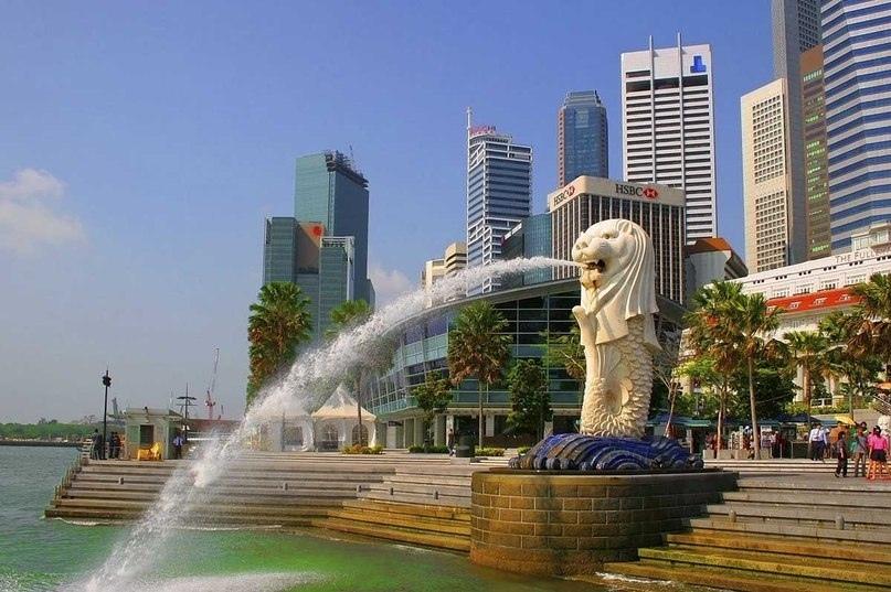 «Город льва» Сингапур