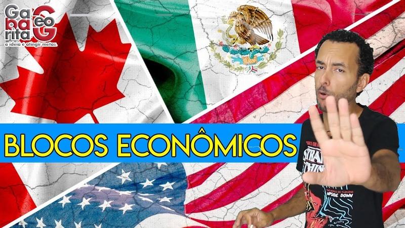 Características do Bloco Econômico NAFTA   Geografia  