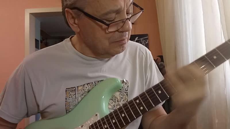 В догонку к рубрике Утренние разминки ненавязчивая импровизация на гармонию Mr P C Minor blues
