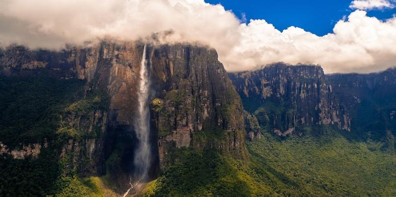 Водопад Анхель, Венесуэла, изображение №5