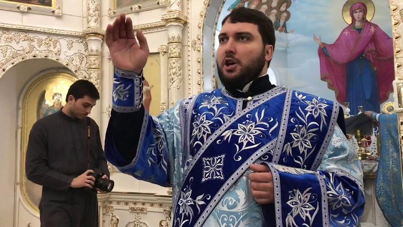Литургия и Крестный Ход в Белгород-Днестровском