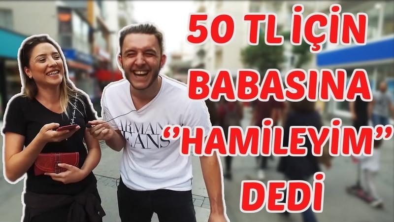 PARA İÇİN YAP 2 | 160 TL İÇİN SOKAKTA SOYUNDU !! |