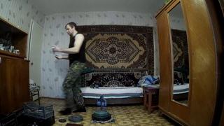 Специально для Макса поднимаю вес на ручке Силаруков 76 мм