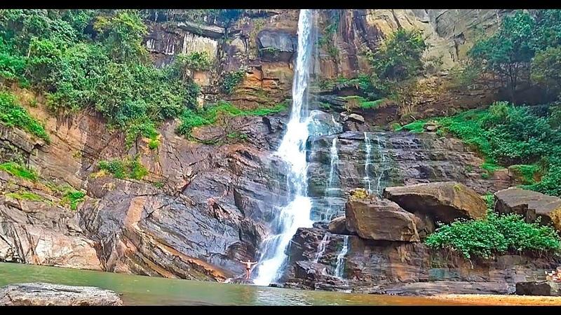 Шри-Ланка: Нувара Элия. Поющие Школьники. Чайные Плантации. Водопад