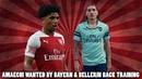 Bayern Munich Want To Sign Xavier Amaechi From Arsenal Bellerin Returns To Training