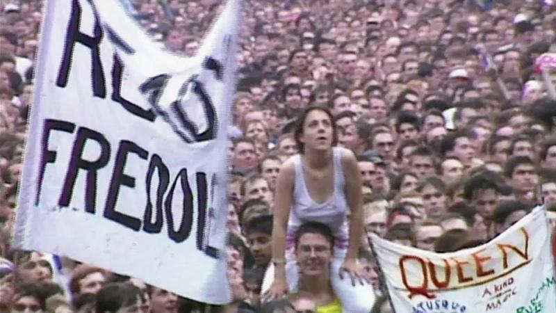 Queen - Memorable Live Moments