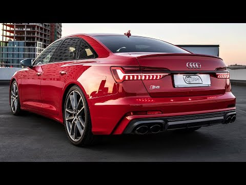 2020 AUDI S6 - 700NM TORQUE BEAST - BUT IS IT ENOUGH - The TDI version for Europe