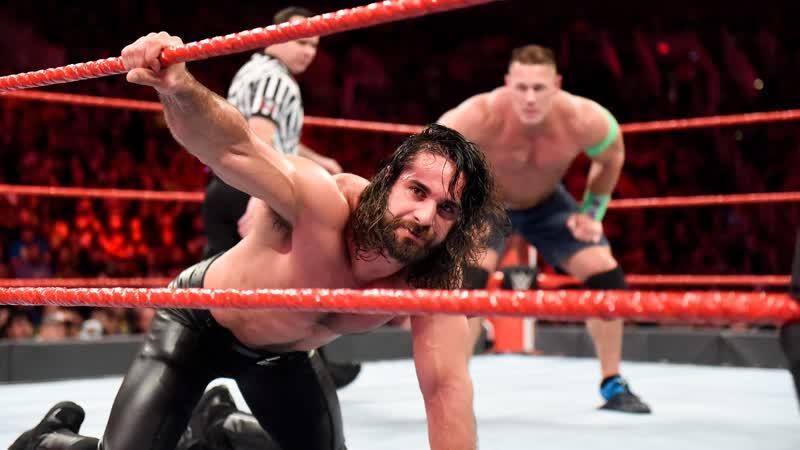 Seth Rollins Tribute_ Gauntlet Match RAW 19-2-18