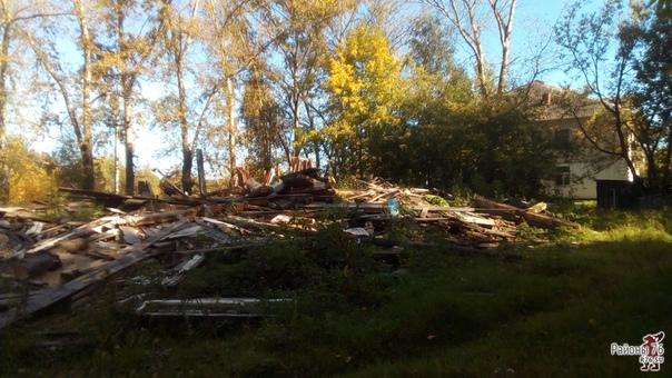 Мэрия Ярославля отчиталась о сносе аварийных зданий в 2019 году