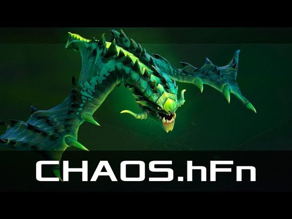 CHAOS.hFn — Viper, Mid Lane (Feb 28, 2019) | Dota 2 patch 7.21 gameplay