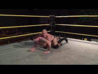 [1080]  KARN vs Guido Genatto - Alpha Males (3) (Wrestling)