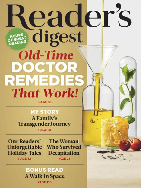 Reader's Digest AUNZ 04.2019