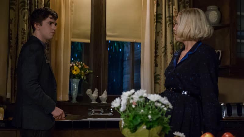 Мотель Бейтсов 4 сезон 5.по10. И 5 сезон 1.по.3.серия Жанр: триллер, детектив, ужасы, драма