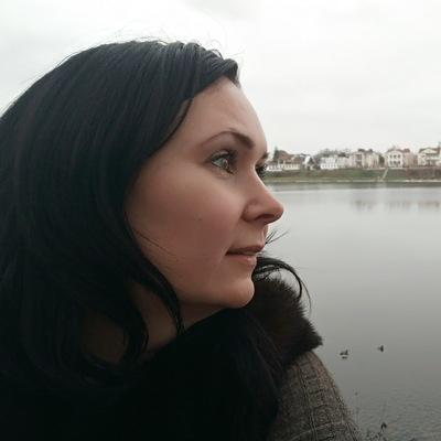 Алёна Царькова (Строгова)